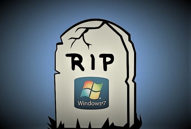 The clock is ticking on replacing Windows 7